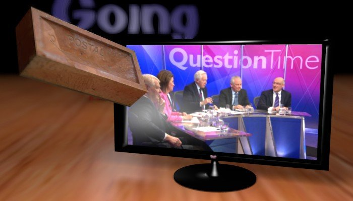 Question Time with Going-Postal.Com